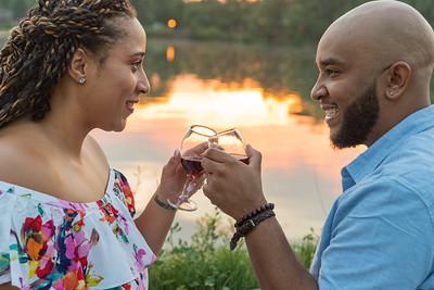 The Engagement of Renee & Conyea