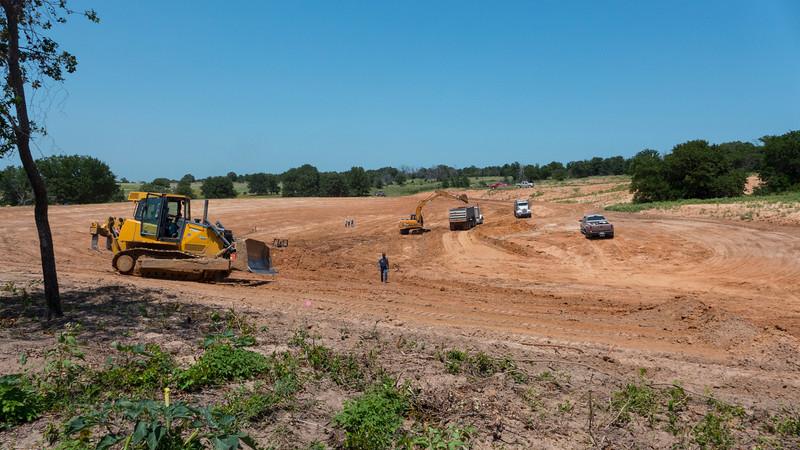 North Eagle Lake Construction