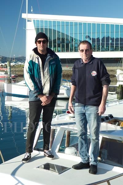Pania Crew - James and Pugwash