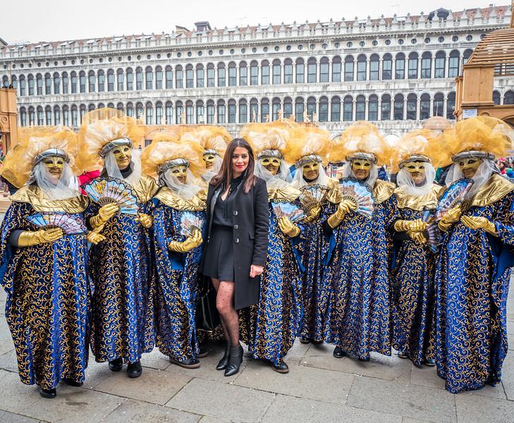 Costumes, Venice