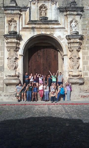 2015 Guatemala 15 Day Service Adventure 1