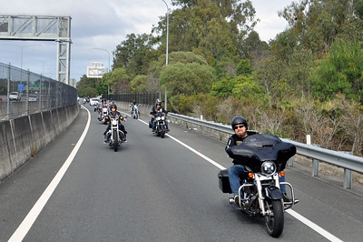 Homeless Helpers Charity Ride 180507