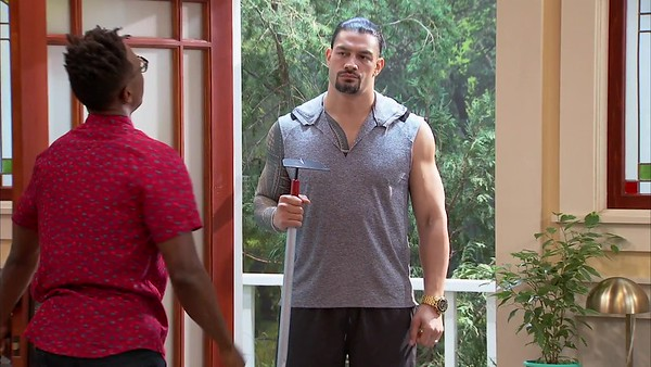 Roman Reigns  - Screencaps Nickelodeon (Guest Role)