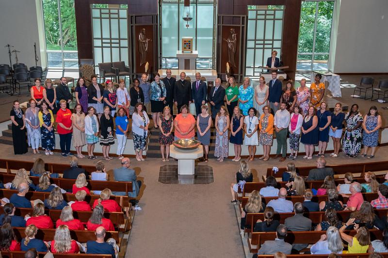 Convocation of Catholic Schools 2019-2020
