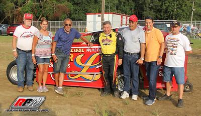 Bridgeport Speedway - 8/1/19 - Jim Brown
