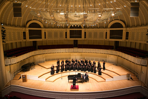 6. West Orange High School Concert Choir