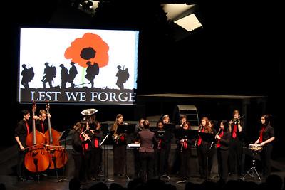 2014 Remembrance Day Assembly