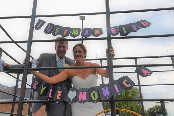 Monica & Kyle
