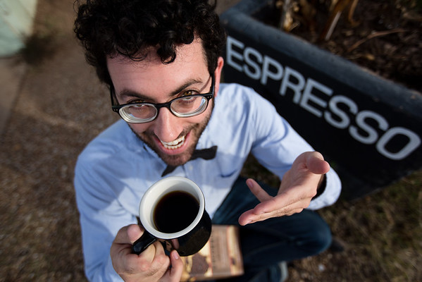 Dan the coffee snob