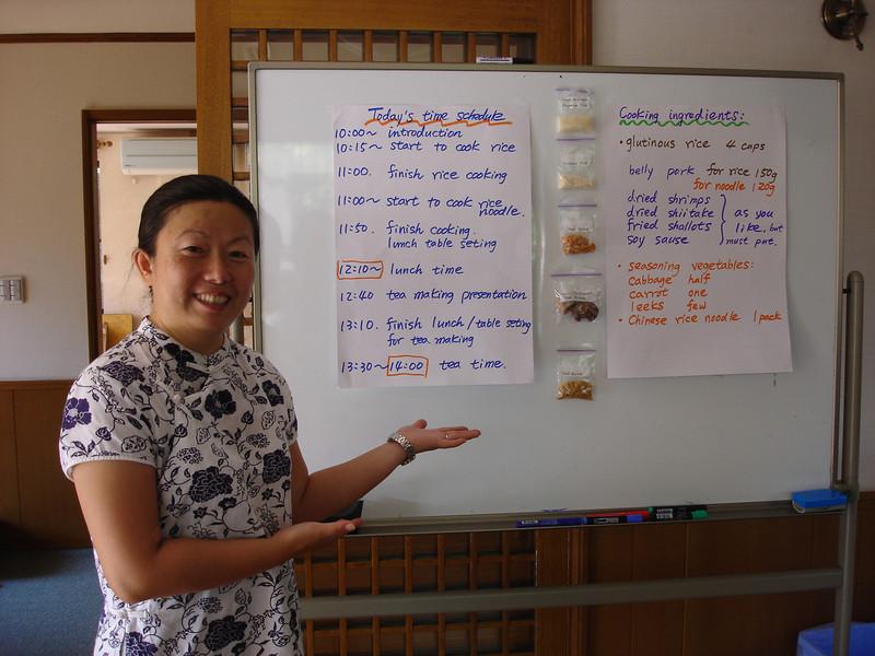 Chinese Tea Ceremony September 22, 2010