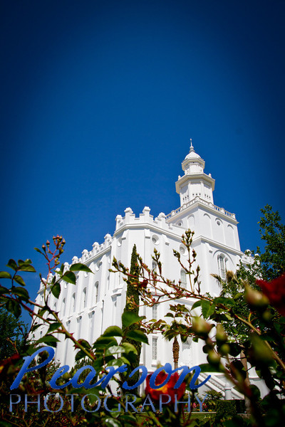 ST. George, UT Temple