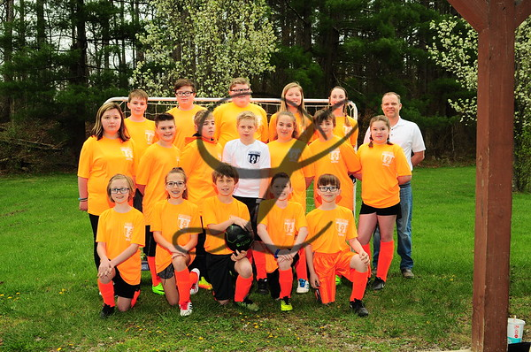 Wellston Soccer Spring 2018