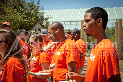 2014 Orange-White Spring Game - Photos by Christopher Sloan