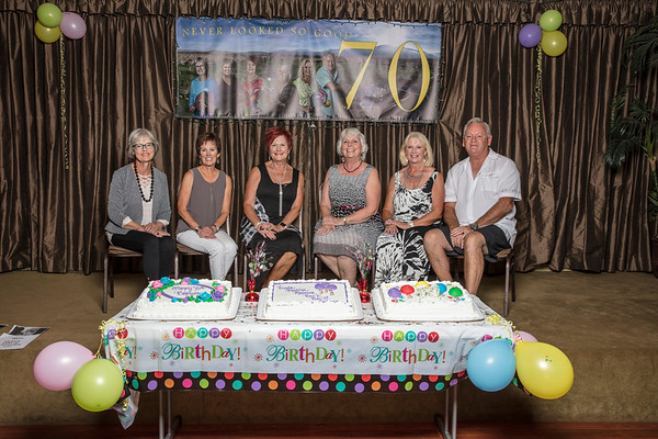 70th Birthday Party