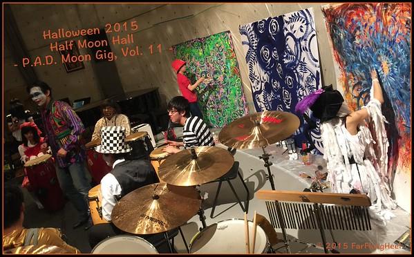 Halloween 2015 - PAD Moon Gig Vol 11