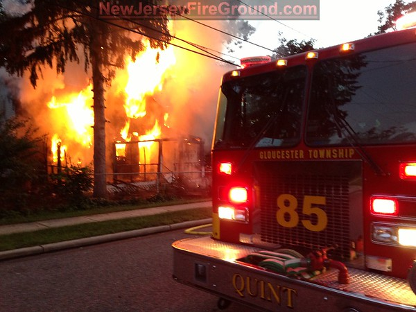 7-15-2013 (Camden County) PINE HILL - 28 W 3rd Ave - Dwelling All Hands