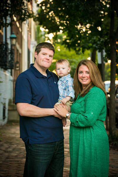 Katie & Chad Family