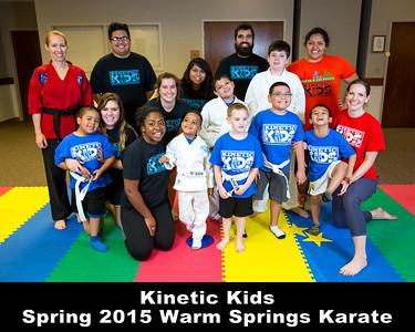 Warm Springs Karate