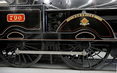 National Railway Museum, Shildon (Locomotion), 2012: Steam