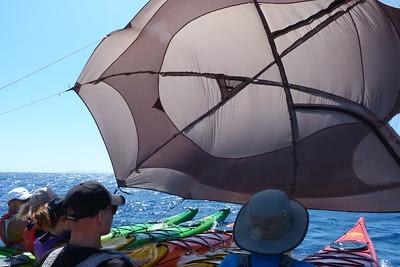 Aug 6 - East coast sailing