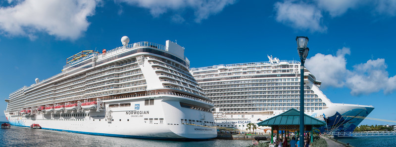 Norwegian Escape 3 Day Bahamas Inagural