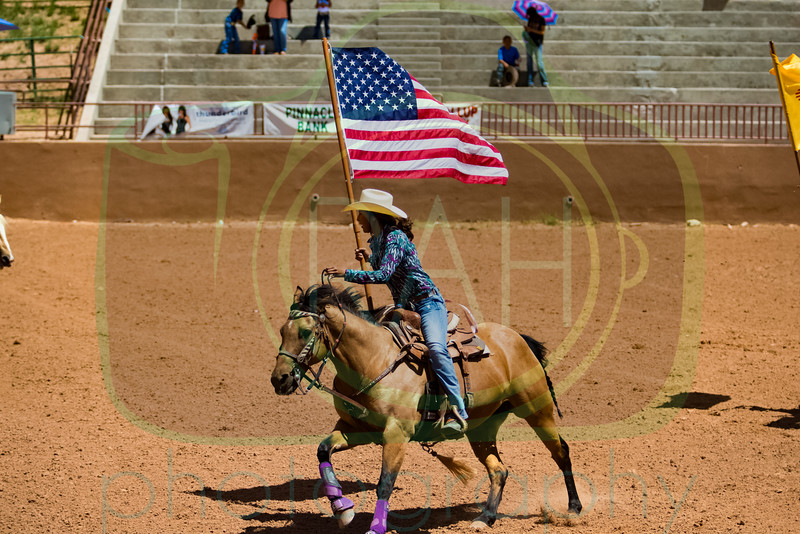 Ceremonial Rodeo 8-12-16