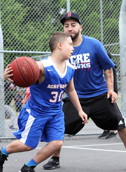 Lowell Father's Day Caban basketball 061518