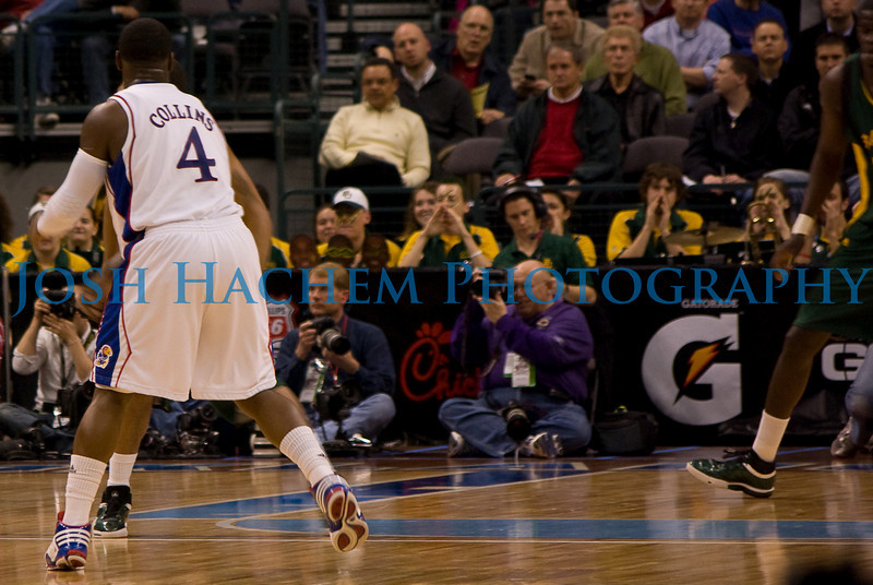 March 12, 2009 KU v Baylor MBB Big12 032
