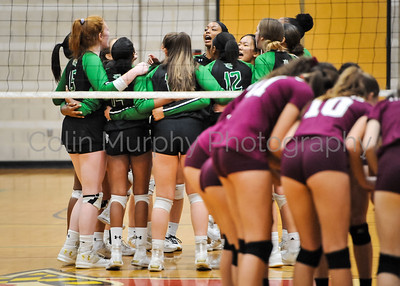 11.16.19 Arundel vs. Broadneck volleyball 4A state final