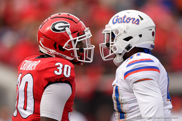 Florida Gators vs Georgia Bulldogs - Super Gallery - 10/27/2018
