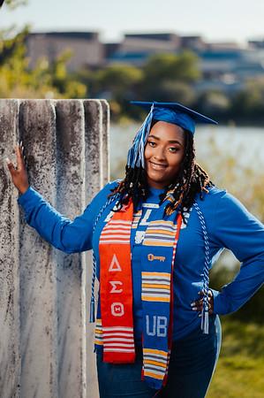 Mykela and Sierra Graduation