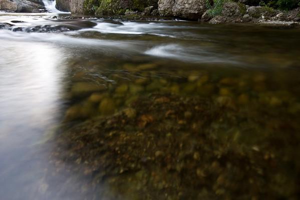 Polett River August 2008