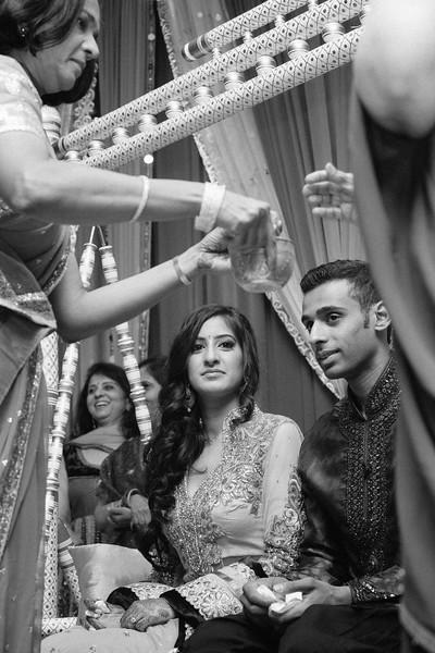 Le Cape Weddings - Karthik and Megan BW.jpg