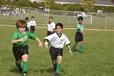 Vishal's Soccer