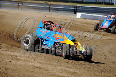 Coos Bay Speedway - July 3, 2009 - Dirt Oval