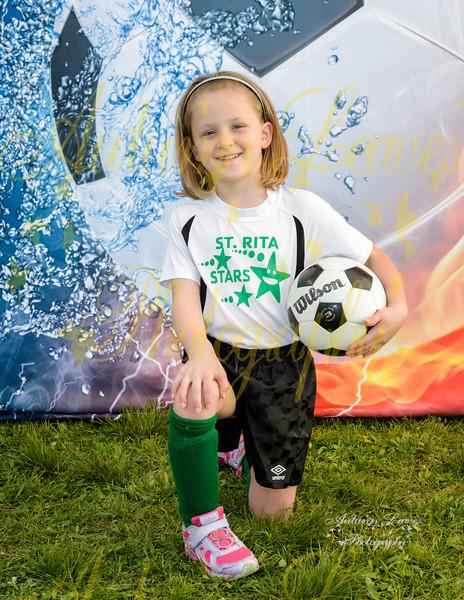 KG St Rita Stars - TNYMCA Soccer Sprint 2016