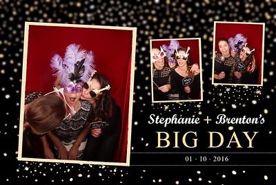 Stephanie + Brenton Photo Prints