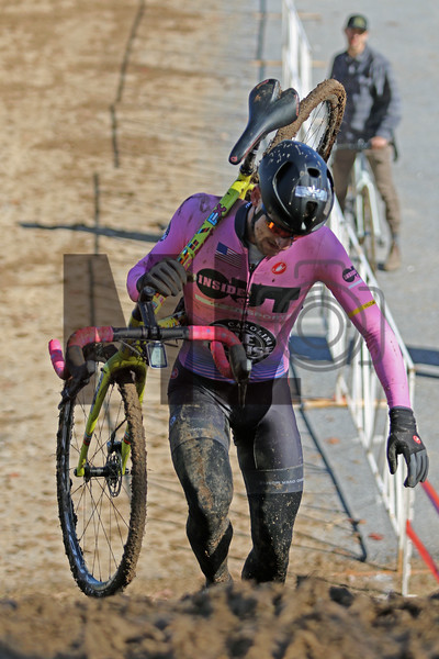 NC Cyclocross North Carolina Grand Prix at Jackson Park in Hendersonville, N.C., on Sunday, Nov. 24, 2019