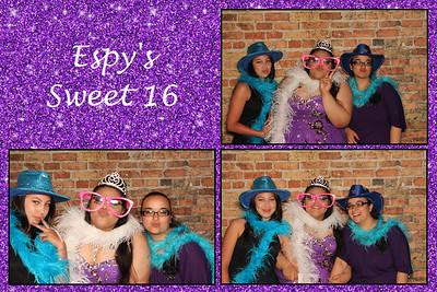 Espy Sweet 16