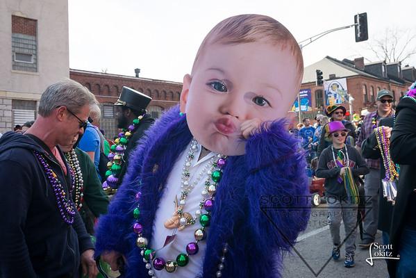 Mardi Gras Barkus Parade 2020