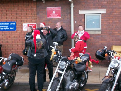 12th December 2009 - Toy Run