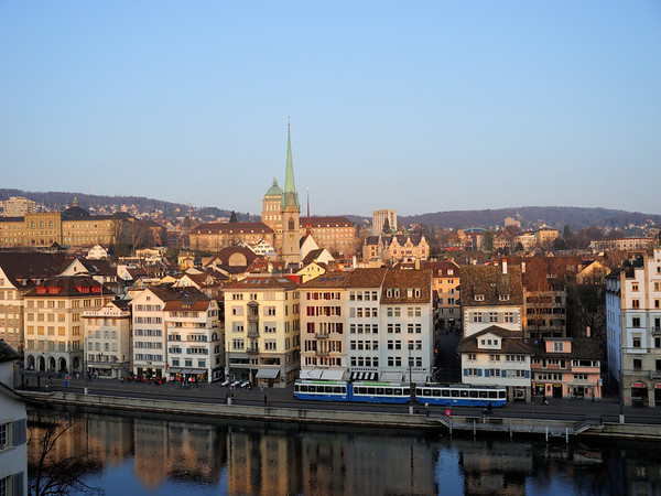 Switzerland - Zurich