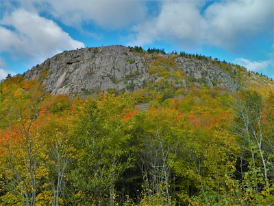 10/18/2018 Fall Vacation 2018; Penobscot and Cedar Swamp Mountains