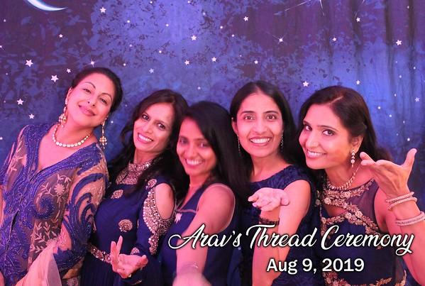 Arav's Thread Ceremony - Customized