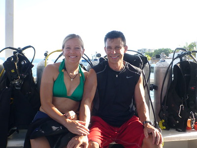 Cozumel Diving 2014