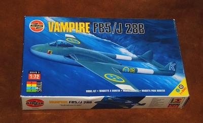 Vampire Mk.5 502 sqd