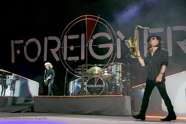 Foreigner, FivePoint Amphitheater, 8/1/18