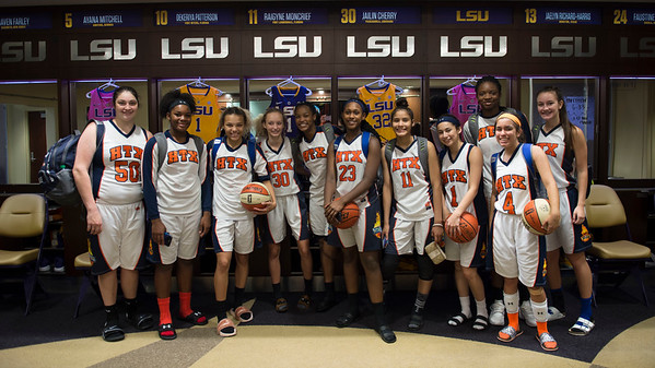 2017 LSU Team Camp