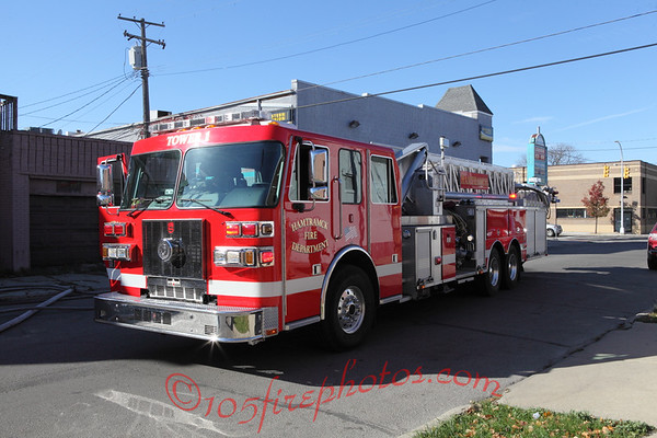 Hamtramck Still Alarm - Trowbridge St. 11/12 13:00 HR's