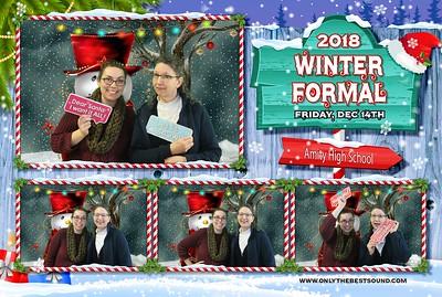 Amity High School Winter Formal 12.14.2018